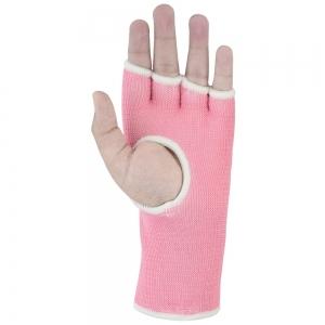 Ladies Inner Gloves Pink-2
