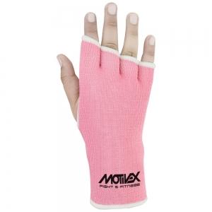 Ladies Inner Gloves Pink-1